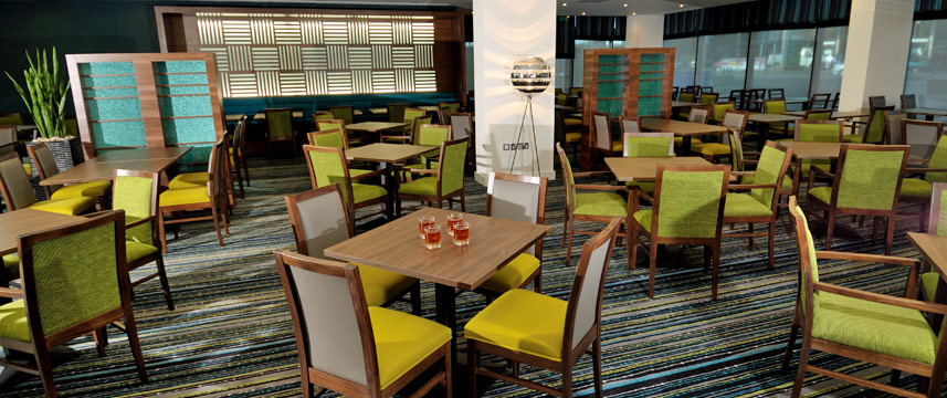 Holiday Inn Express London Heathrow T5 Restaurant Seating