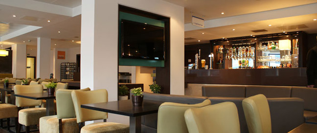 Holiday Inn Express London Stratford Bar