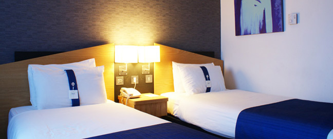 Holiday Inn Express London Stratford Twin