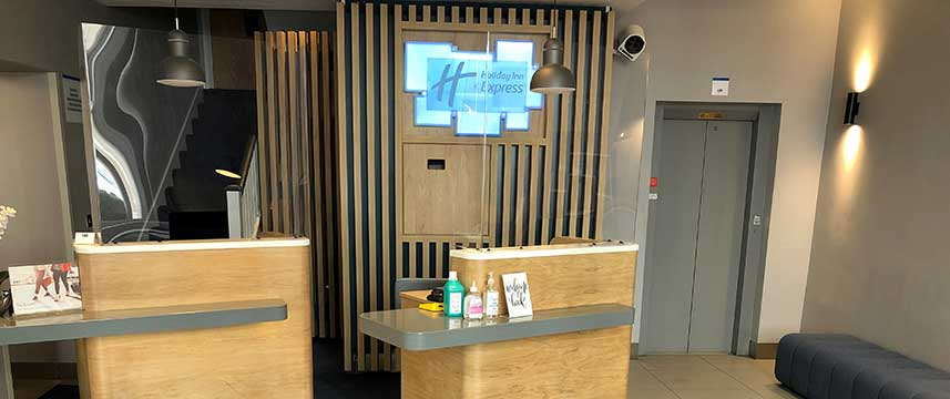 Holiday Inn Express London Victoria - Reception