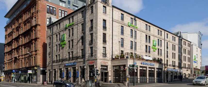 Holiday Inn Glasgow Theatreland Exterior