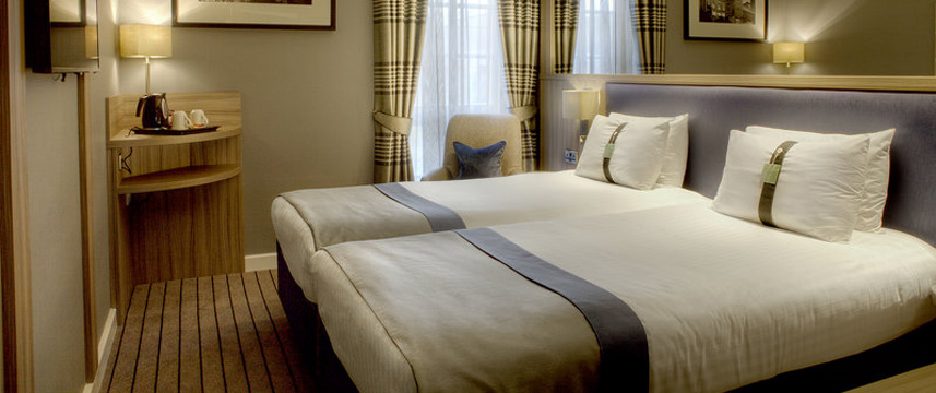 Holiday Inn Glasgow Theatreland Twin Beds