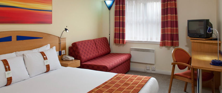 Holiday Inn Hammersmith Guest room