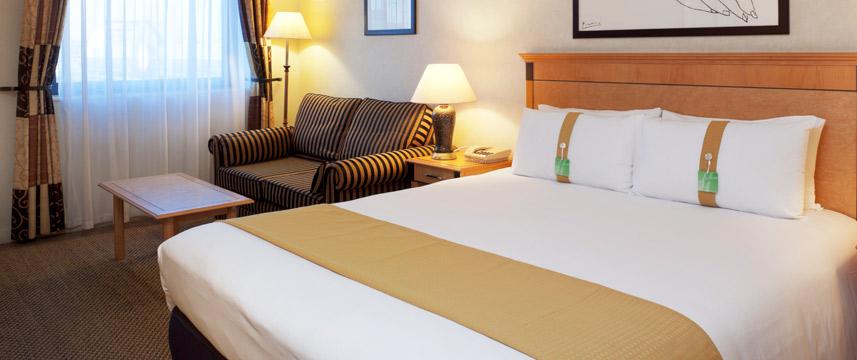 Holiday Inn Kings Cross - Guest room