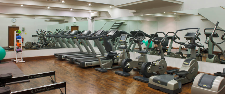 Holiday Inn Kings Cross - Gym