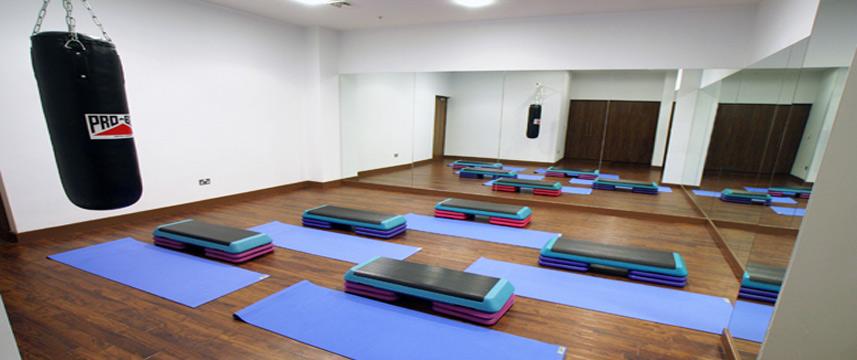 Holiday Inn Kings Cross - Gym mats