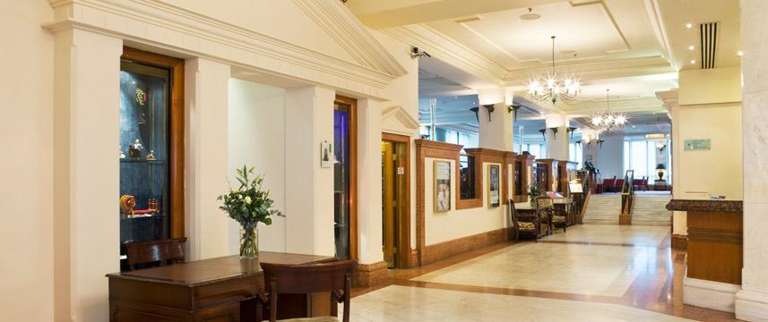 Holiday Inn Kings Cross - Lobby