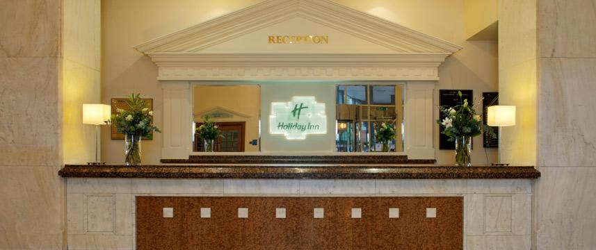 Holiday Inn Kings Cross - Reception