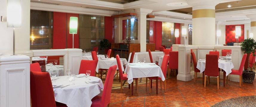 Holiday Inn Kings Cross Restaurant
