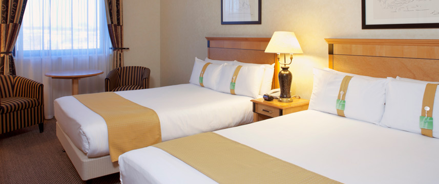 Holiday Inn Kings Cross - Twin room