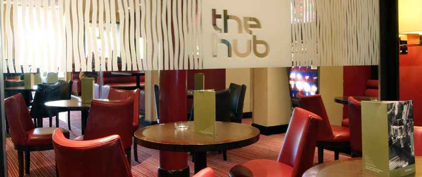 Holiday Inn London - Gatwick Airport - Lounge