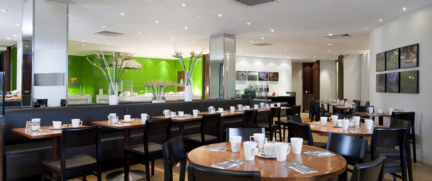 Holiday Inn London Bloomsbury - Breakfast Room