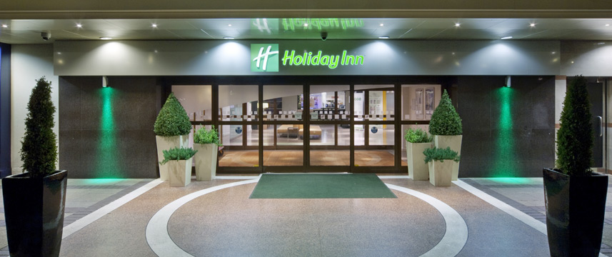 Holiday Inn London Bloomsbury - Entrance