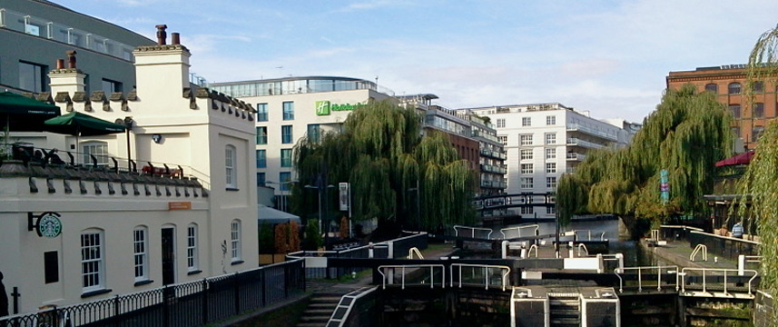 Holiday Inn London Camden Lock - Camden Locks