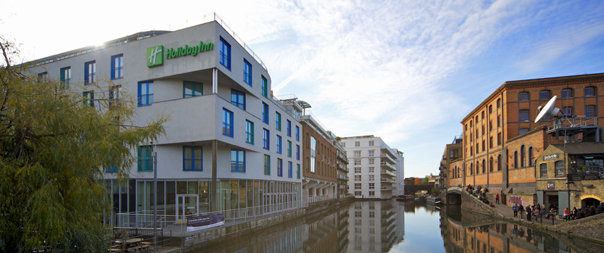 Holiday Inn London Camden Lock - Exterior