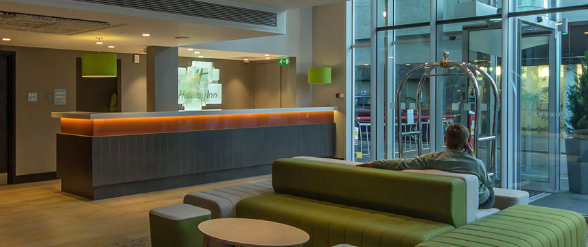 Holiday Inn London Camden Lock - Reception