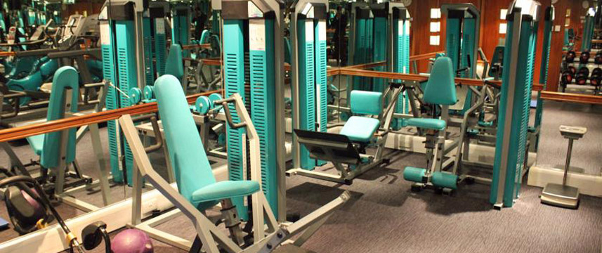 Holiday Inn London Heathroe T5 Fitness Centre