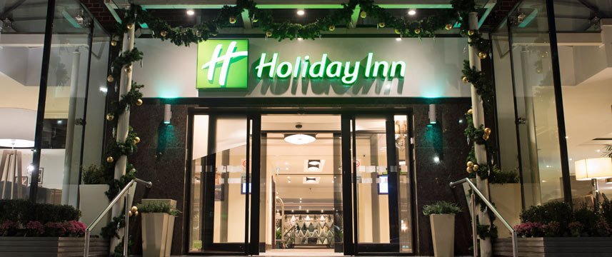Holiday Inn London Kensington - Exterior