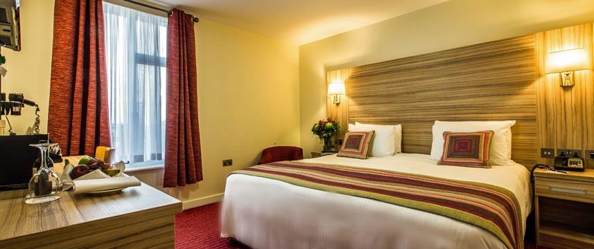 Holiday Inn London Kensington - Standard King Room