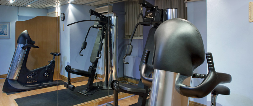 Holiday Inn London Oxford Circus - Fitness Centre