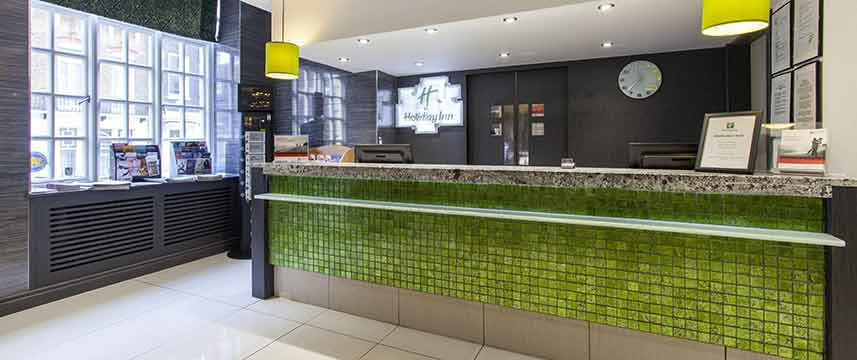 Holiday Inn London Oxford Circus - Reception