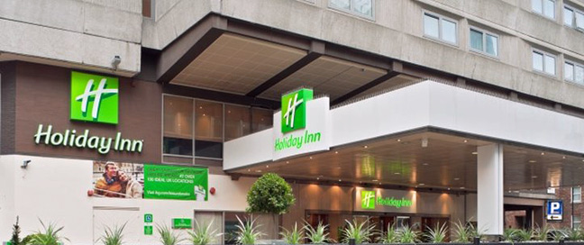 Holiday Inn London Regents Park - Exterior
