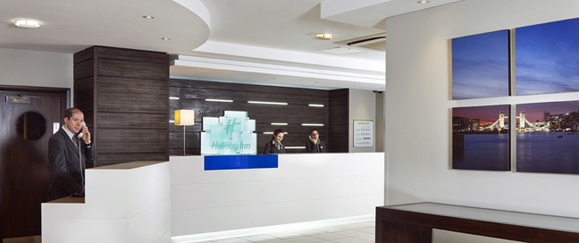 Holiday Inn London Regents Park - Reception