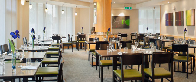 Holiday Inn London Regents Park - Restaurant