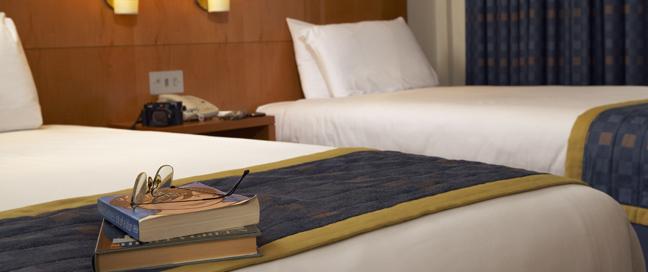 Holiday Inn London Regents Park - Twin Beds