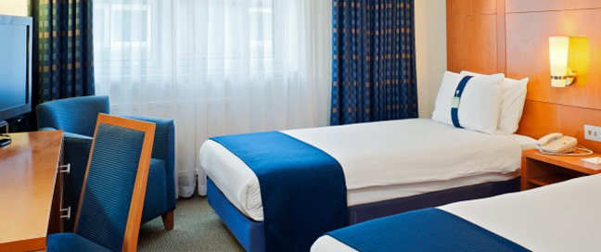 Holiday Inn London Regents Park - Twin Room