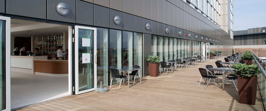 Holiday Inn London Stratford City - Al Fresco