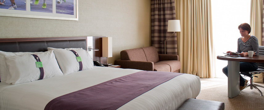 Holiday Inn London Stratford City - Executive Bedroom