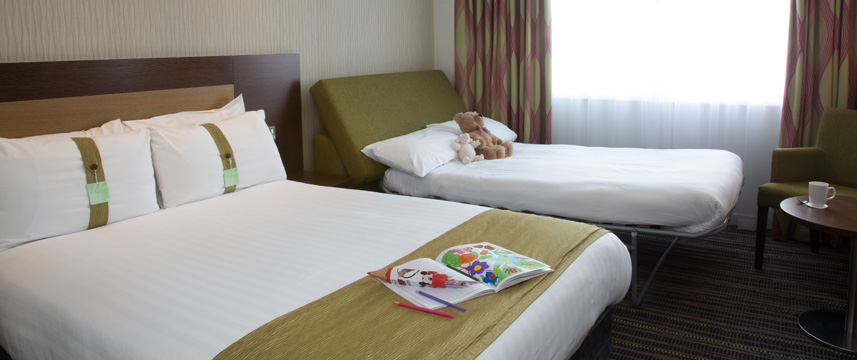 Holiday Inn London Wembley - Family Room
