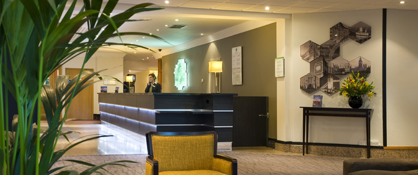 Holiday Inn London Wembley - Reception
