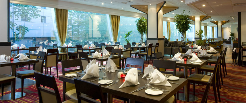 Holiday Inn London Wembley - Restaurant