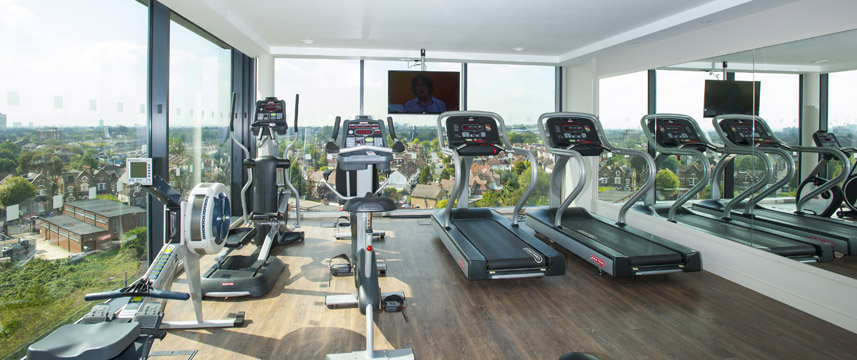 Holiday Inn London West - Gym