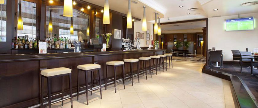 Holiday Inn Madrid Calle Alcala Bar