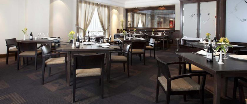 Holiday Inn Madrid Calle Alcala Restaurant