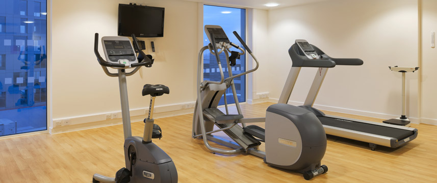 Holiday Inn Manchester Media City - Gym