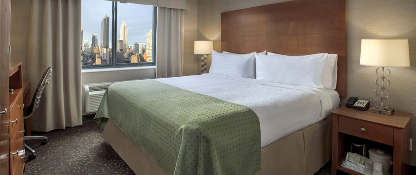 Holiday Inn Manhattan 6th Ave King City View