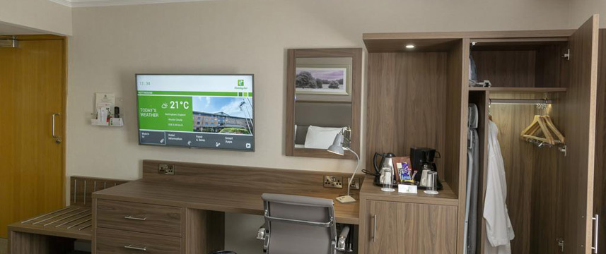 Holiday Inn NottinghamExecutive Room Facilities
