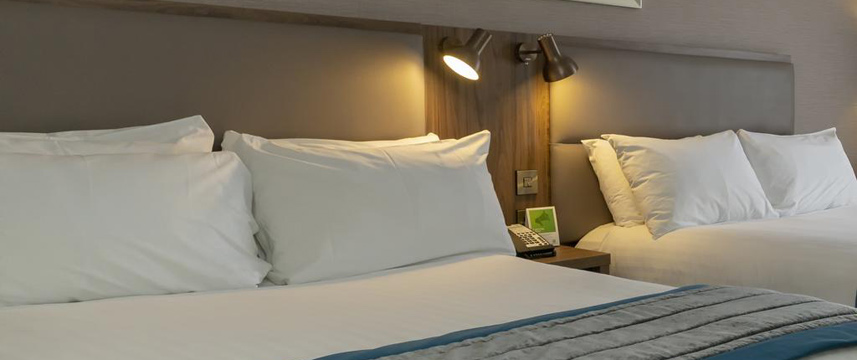 Holiday Inn Nottingham Castle Marina - Double Beds
