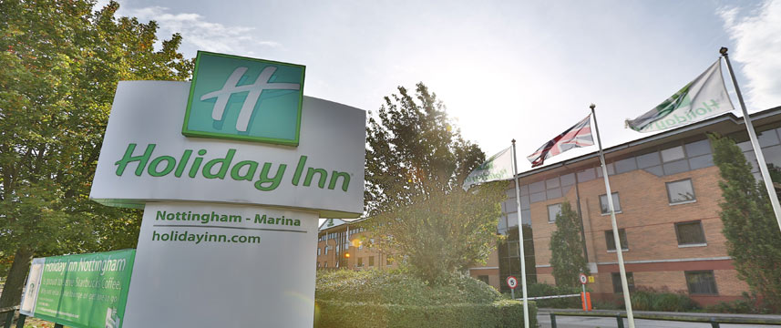 Holiday Inn Nottingham Castle Marina - Exterior View