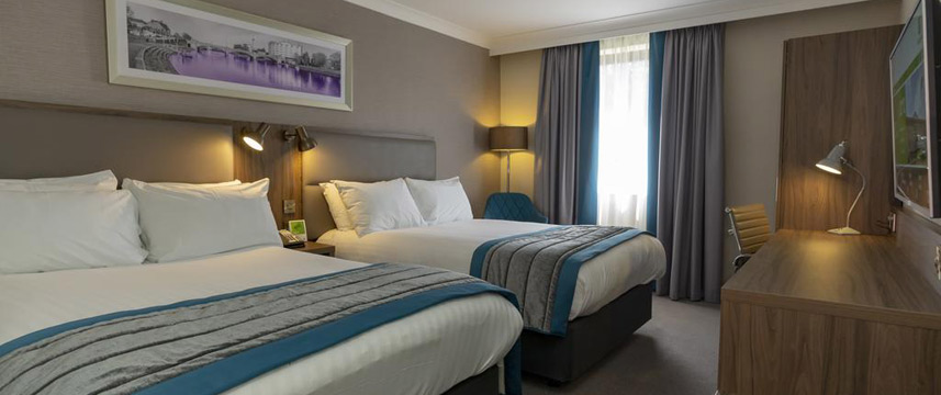 Holiday Inn Nottingham Castle Marina - Family Room