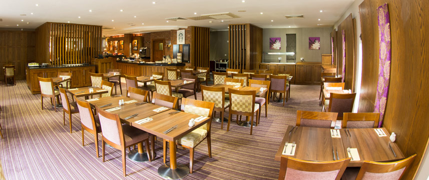 Holiday Inn Nottingham Restaurant Breakfast