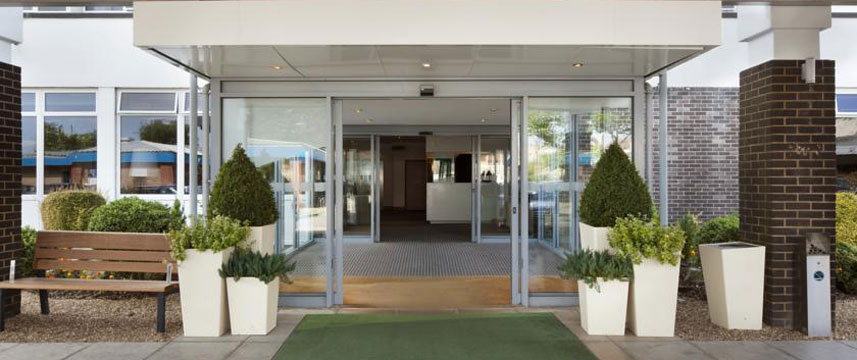 Holiday Inn Southampton - Entrance