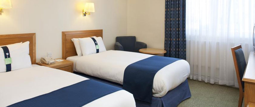 Holiday Inn Southampton - Twin Room
