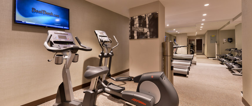 Holiday Inn Times Square Fitness Centre