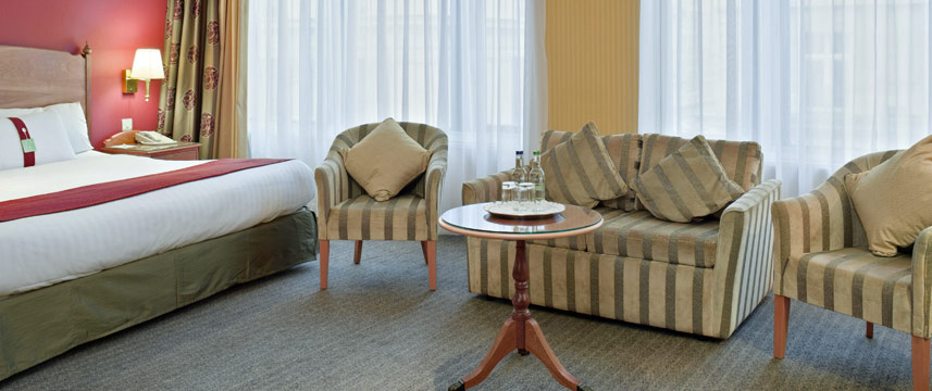Holiday inn London Mayfair Executive Room