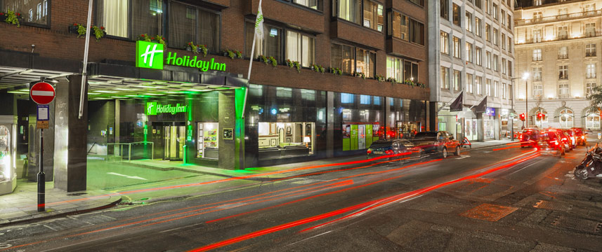 Holiday inn London Mayfair Exterior
